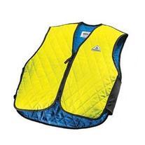 TECHNICHE 6529-LIMHIVIZXL Cooling Vest, XL, Hi-Vis Lime,