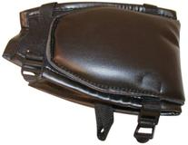 LM Products 6547BK Sousaphone Shoulder Pad - Black