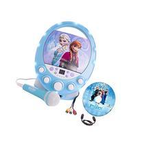 Disney's Frozen Karaoke Machine with Bonus FREE CD-G Songs