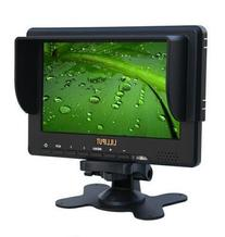 "LILLIPUT 7"" 667GL-70NP/H/Y FIELD MONITOR ON HD CAMERA WITH"