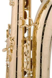 Jean Baptiste 686TL Deluxe Tenor Saxophone Outfit