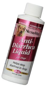 Nutri-Vet Wellness Anti-Diarrhea Liquid for Dogs