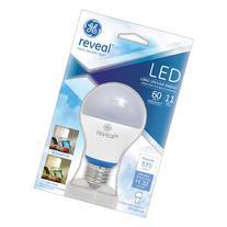 GE Lighting 69204 Reveal LED 11-Watt  570-Lumen A19 Dimmable