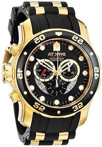 Invicta Men's 6981 Pro Diver Collection Chronograph Black