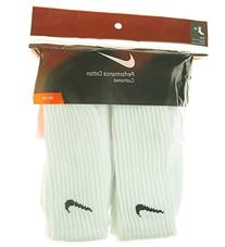 Nike Men/'s Performance Cotton Cushioned Crew Socks, 6 Pair
