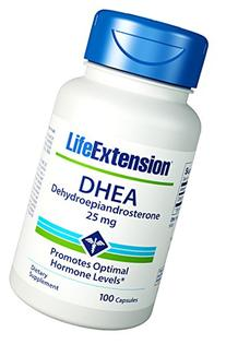 Life Extension - 7-KETO DHEA Metabolite 25 mg 100 caps