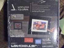 Pandigital 7lcd Digital Photo Frame Pantouch Edge Sensor