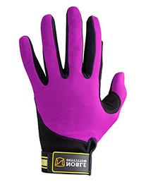 Noble Outfitters Perfect Fit Mesh Glove 7 Blackbe