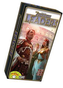 7 Wonders: Leaders Expansion