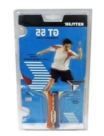 Kettler GT55 Table Tennis Racket/Paddle