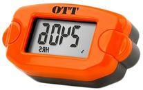 Trail Tech  Orange TTO Digital Hour Meter