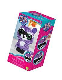 Orb Factory 73374 Raccoon Plush craft Fabric Fun 3D Kit,