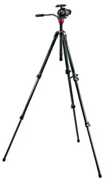 Manfrotto 755CX3-M8Q5 Tripod Kit with Photo Movie Head and