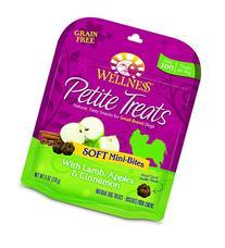 Wellness Petite Treats Small Breed Soft Natural Grain Free