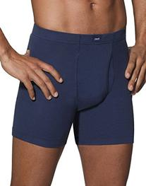 Hanes Classics Men`s Dyed Boxer Briefs with ComfortSoft