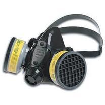 North Safety 7700 Series Half Mask Respirators, Large