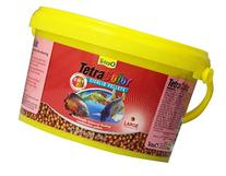 Tetra 77269 TetraColor 2-in-1 Large Cichlid Pellets, 2.64-