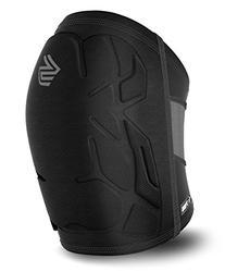 Shock Doctor Adult ShockSkin Multi Sport Knee Pad, Small
