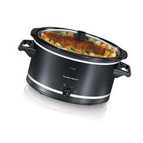 Hamilton Beach 8-Quart Extra-Large Capacity Slow Cooker,