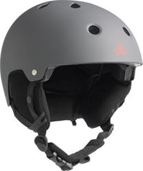 Triple 8 Brainsaver Snow Helmet with Audio, Gun, X-Small/