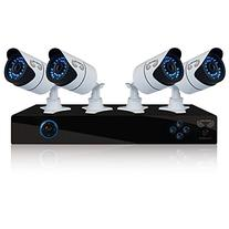 Night Owl Security X9-84-1TB 8 CH Video Security System with