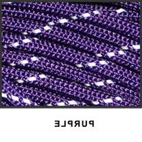 550lb 8 Strands Cores Reflective Paracord Parachute Cord