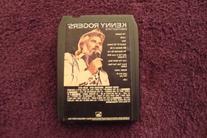 8 Track Audio Cassette Kenny Rogers Gideon