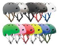 Pryme 8 V2 Helmet - SM/MD , Matte Gray/Lime Green Straps
