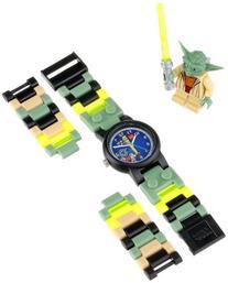 LEGO Kids' 8020295 Star Wars Yoda Watch with Link Bracelet