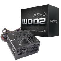 EVGA 500 W1, 80+ WHITE 500W Power Supply