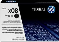 HP 80X  Black High Yield Original LaserJet Toner Cartridge