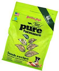 GRANDMA LUCY'S 844214 Pureformance Grain Free Lamb Food for