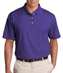 UltraClub Men's Comfort Stain Release Performance Polo Shirt