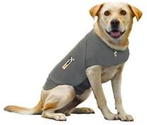 Thundershirt 854880001172 Thunder Shirt Dog Grey Large