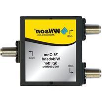 Wilson Electronics 859993 Wilson 859993 75Ohm 2-Port
