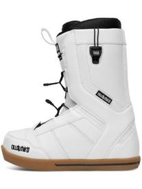 thirtytwo Men's 86 Snowboard Boot,White,8 D US
