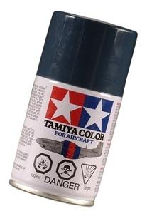 Tamiya 86508 AS-8 Spray Navy Blue  3 oz