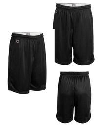Champion 8731 Adult Long Mesh Basketball Workout Shorts Poly