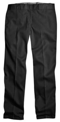 Dickies Mens Original 874 Work Pant, Black, 33x32