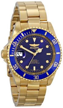 Invicta Men's 8930OB Pro Diver Automatic Gold-Tone Bracelet