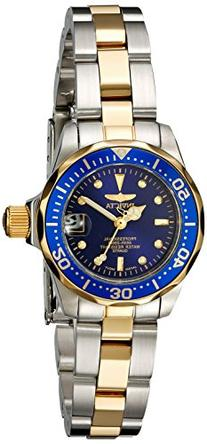 Invicta Women's 8942 Pro Diver GQ Two-Tone Stainless Steel