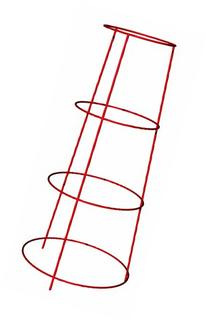 Panacea Products 89762 Heavy Duty Inverted Tomato Cage and