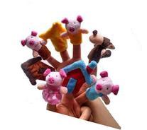 Babytree 8X Finger Puppets Children's Storytelling Helper