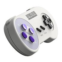 Carelove*8bitdo SNES30 Wireless Bluetooth Controller Dual