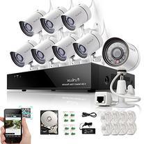 Funlux Digitial Video Recored KS-S88TA-S-1T 8 Channel sPoE
