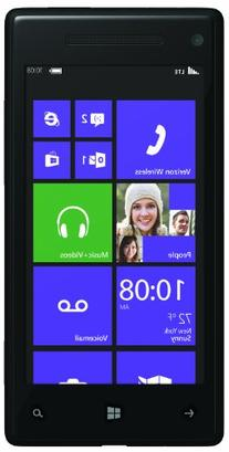 HTC 8X, Black 16GB
