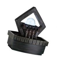 9.5 Meditation Fountain With Led Light
