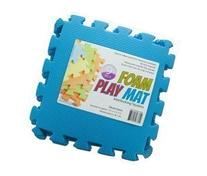 9-Tile Exercise Solid Foam Interlocking Playmat Kids Safety