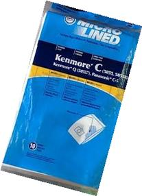 9 Vacuum Cleaner Bags for Sears Kenmore 5055 50557 50558