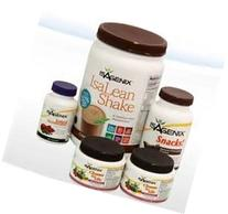 Isagenix 9 Day Chocolate Flavor w/Cleanse Liquid